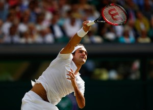 Federer endo at th etop