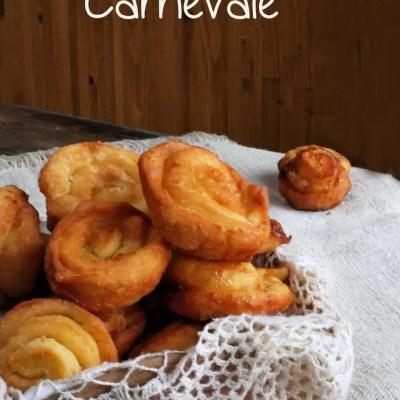 Limoncini di Carnevale (con pasta madre)