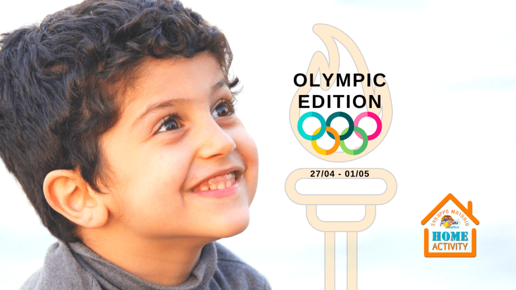 """Sviluppo Motorio Home Activity"" – Olympic Edition"