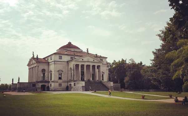 Ripartiamo dall'arte: Villa La Rotonda!