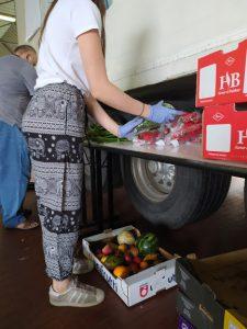 La risposta del Comune di Vocenza all'emergenza cibo Covid19