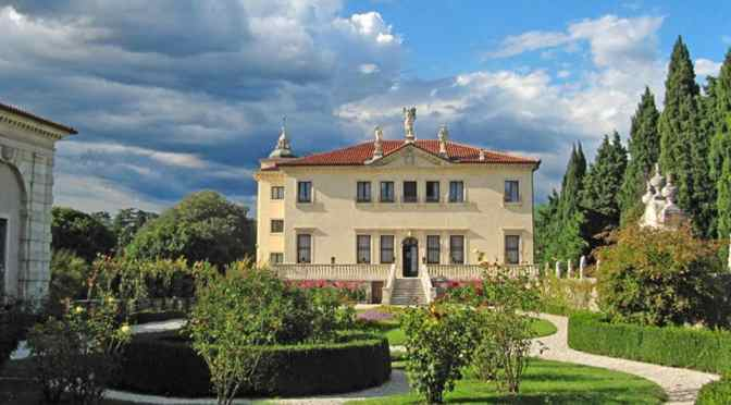 C'era una volta… Villa Valmarana ai Nani