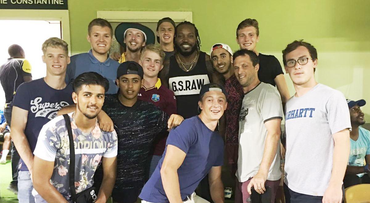 u19-rep-squad-with-cricket-legend-chris-gayle-cricket-tour-barbados-2016