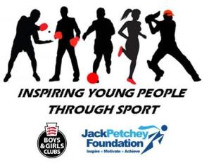 Logo for Inspiring Young People Through Sport