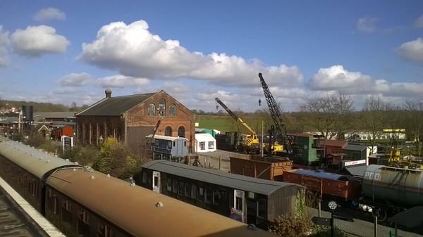 East Anglian Railway Museum (2)