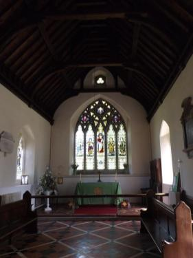 Bradwell on Sea St Thomas Church (4)