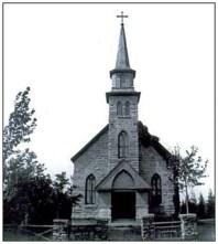 St. Joseph's Catholic Church in Essex, NY