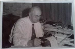 Reverend George O. Webster