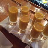 Tasting Menu prepared by Jonathan Gravatt, Chef at The Essex Inn (Source: virtualDavis)