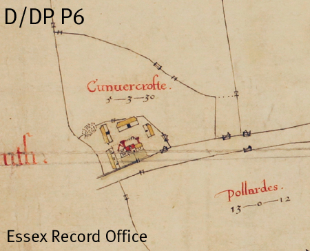 D/DP P6 map of Chignall