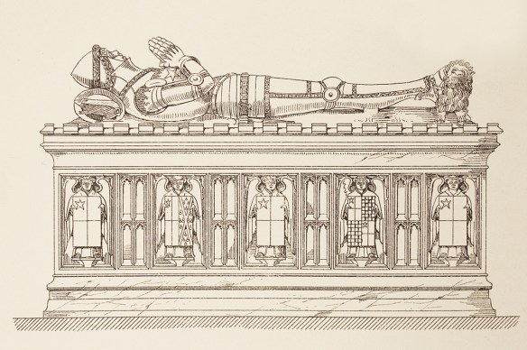 Effigy of Richard de Vere