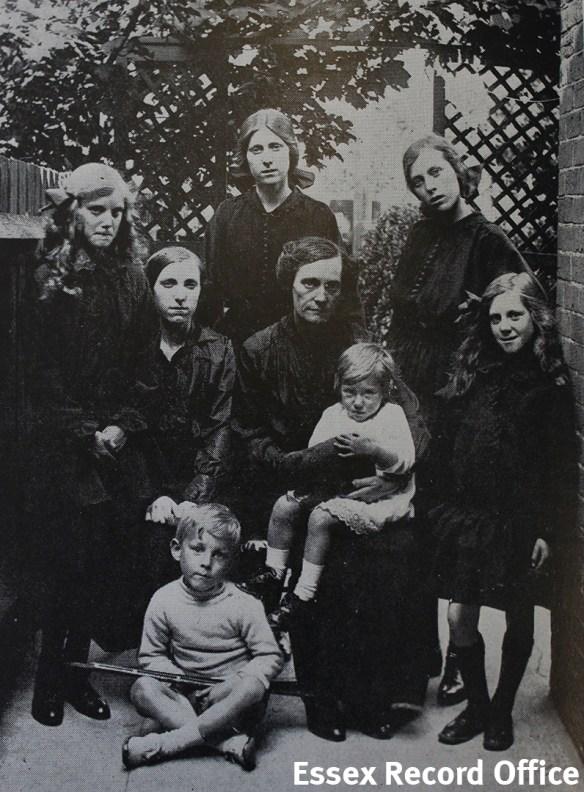GER magazine Fryatt family