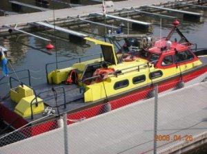 Sjösättning 20080426