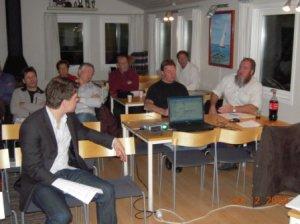 Årsmöte 20081204