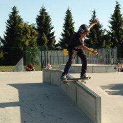Gamin board slide Contest Skate et Casquette 2009 Wittenheim