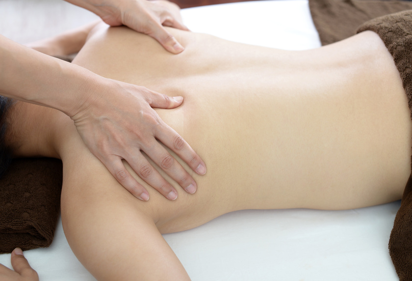 massage relaxation musculaire