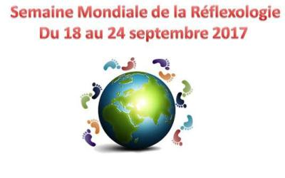 Semaine mondiale de la réflexologie – à vos agenda