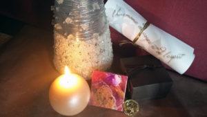 coffret cadeau massage noel 2018