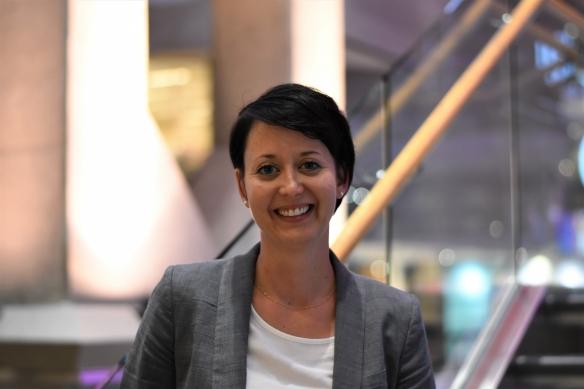 Geneviève Mongeau, M.Sc. Environnement