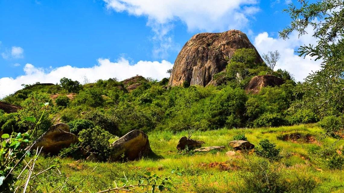 Kianjiru Hills Bottom View