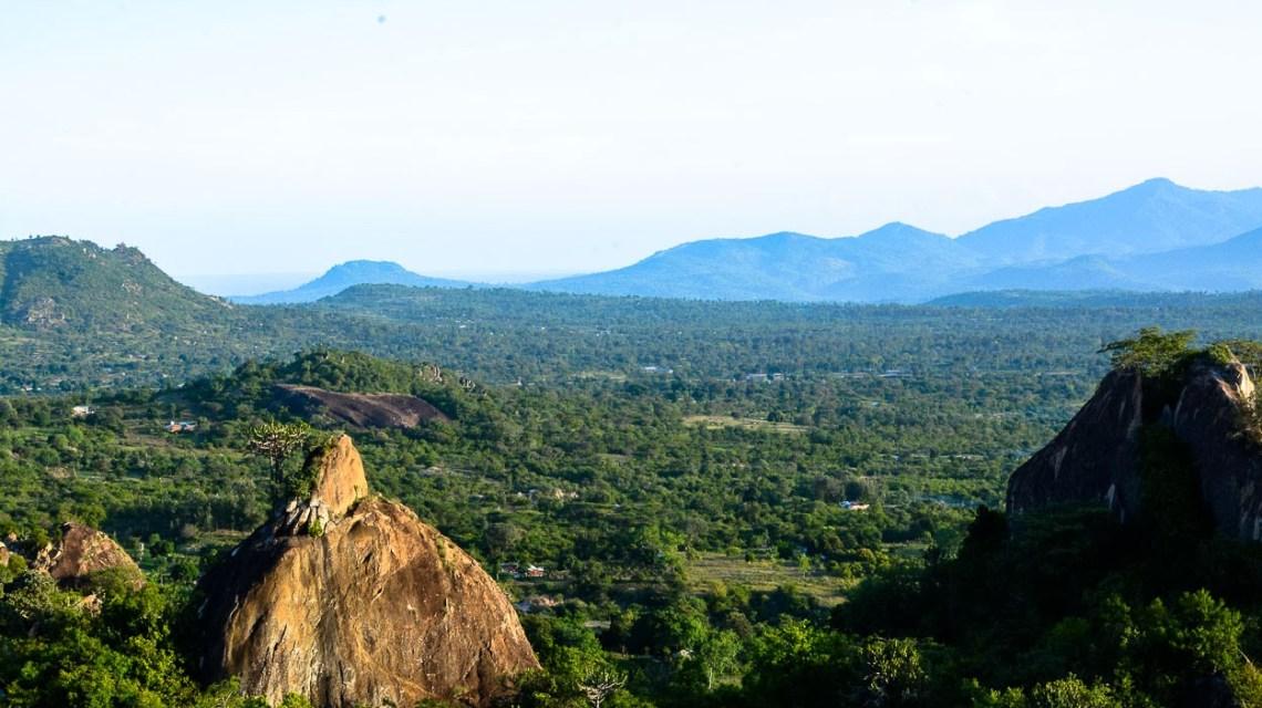Kianjiru Hills Bird View