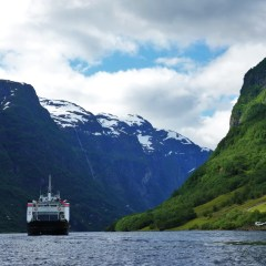 Kayaking Norway's Fjords on Your Own