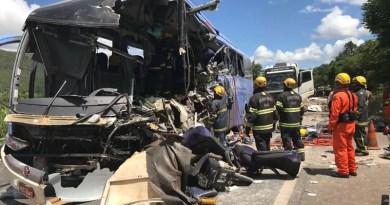 acidentes em estradas