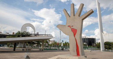 Memorial da América Latina recebe tradicional festa mexicana do Dia dos Mortos