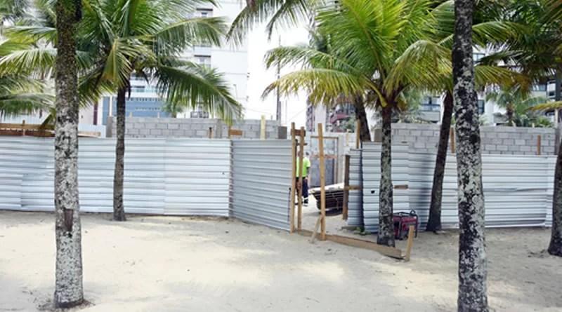 Orla de Praia Grande ganha Espaços Kids