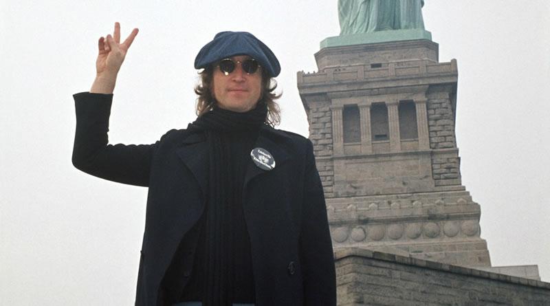 John Lennon é tema de exposição no MIS