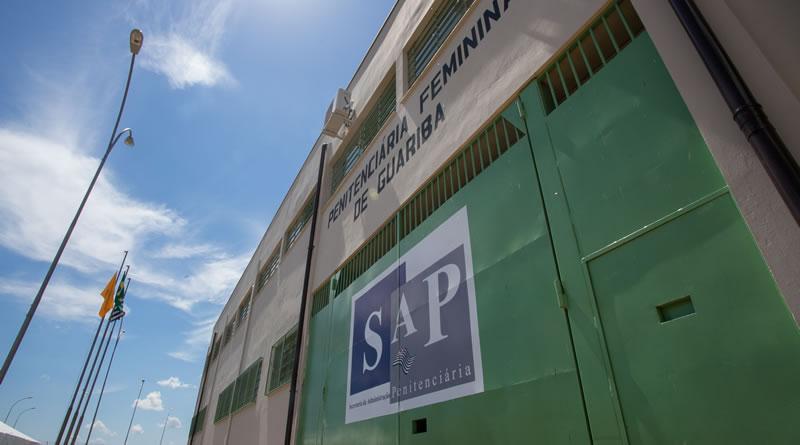 Secretaria da Administração Penitenciária suspende entrega de produtos aos reeducandos