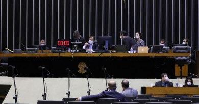 Câmara volta a apreciar auxílio emergencial para estados e municípios