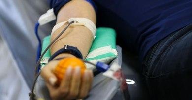 Banco de Sangue de São Paulo tem estoques em nível crítico