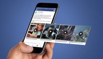 Facebook terá opção de baixar vídeos no WiFi e assistir sem gastar dados