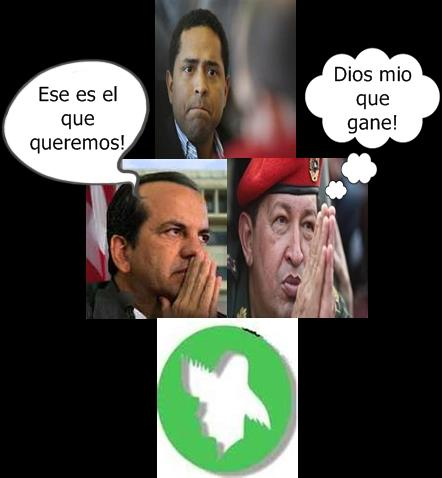 Dupleta Chavistas: Traerán la Separaci on de USA?