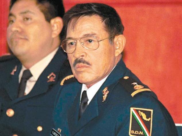 Buscará el general Martínez Perea el Reconocimiento de Inocencia ante Tribunal Militar