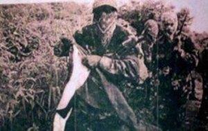 Ejército Revolucionario del Pueblo en Armasa. Foto: Especial