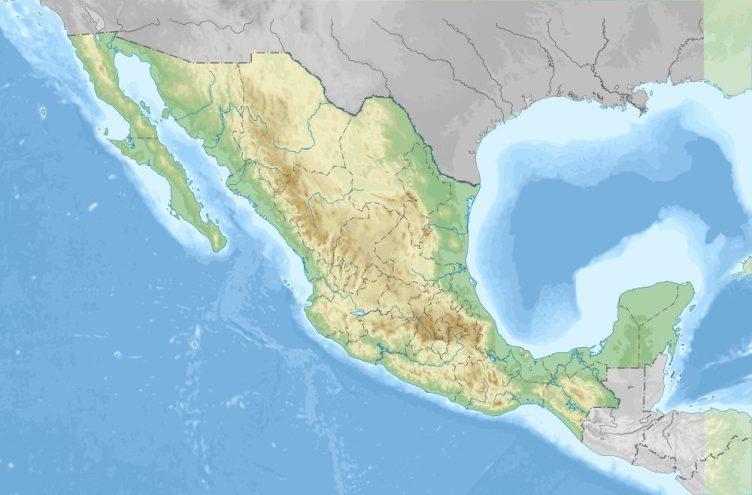 Día de la Marina - Página 2 Mexico_topo