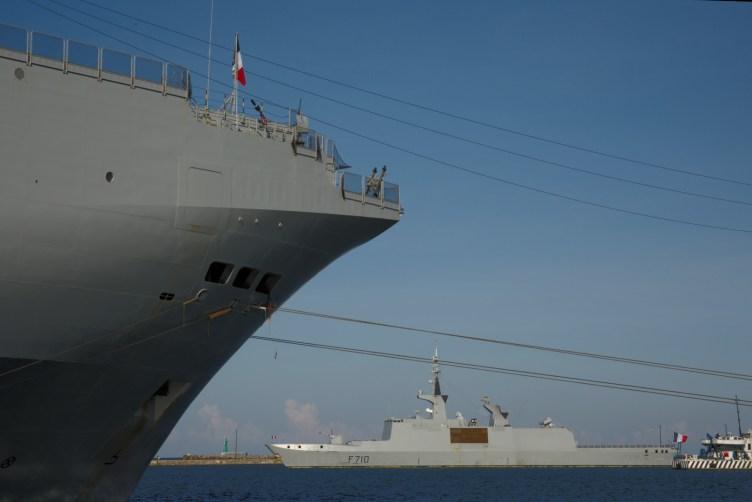 Buques de la Armada Francesa visitan México EdoMayor_190611_14
