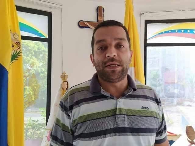 Johan Yánez, director de Talento y Desarrollo Humano del Ejecutivo regional,