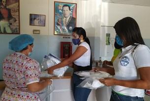 El gobernador Alfredo Díaz, no detiene su apoyo a los profesionales de la Salud