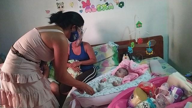 Leynys Malavé de Díaz llamó a todas las empresas privadas o personas  a sumar voluntades apoyando a los más vulnerables