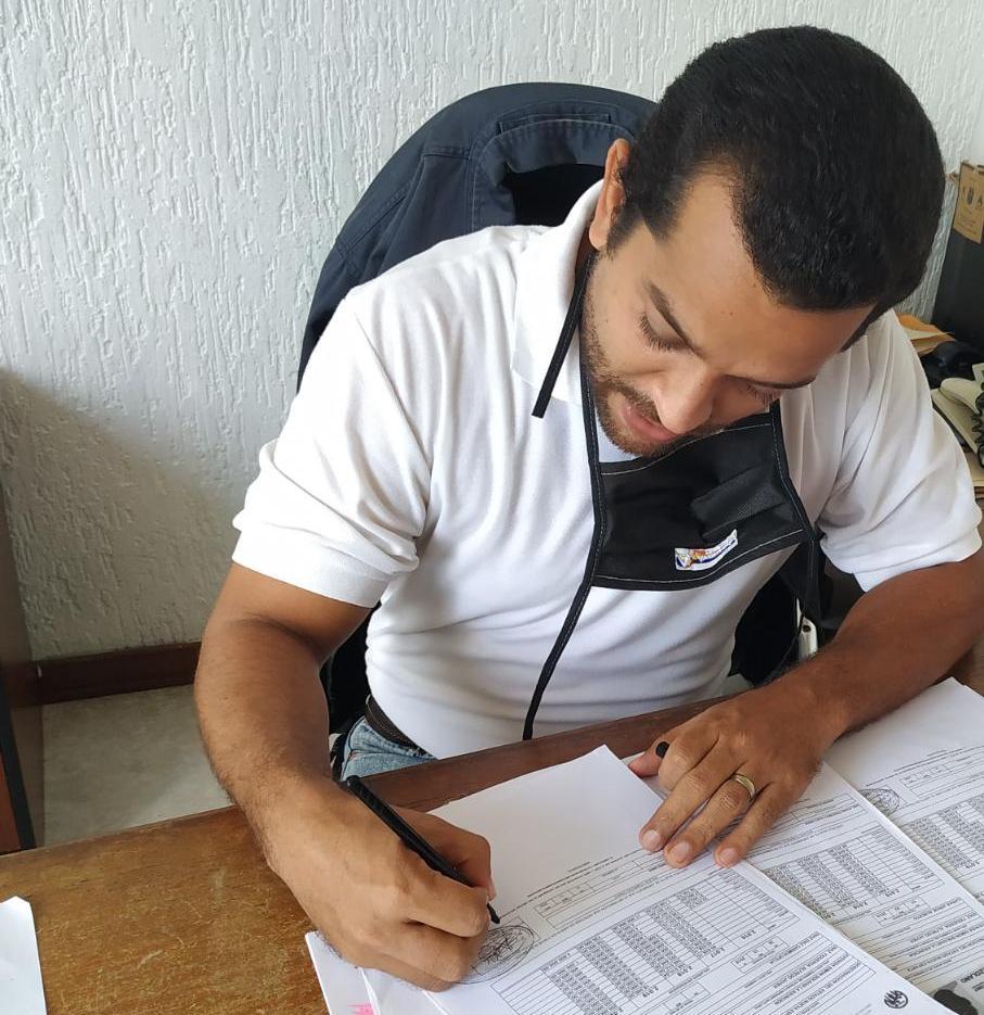 Johan Yánez, director de Talento y Desarrollo Humano del Ejecutivo regional