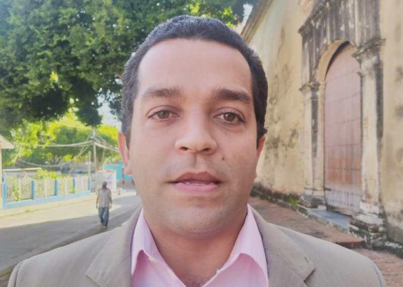 Johan Yánez, director de Talento y Desarrollo Humano de la Gobernación de Nueva Esparta