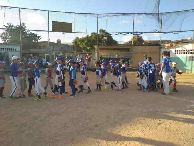 Las escuelas Dámaso Gutiérrez y Sandokan Rivera disputaron el segundo encuentro