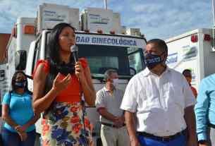 300 damas fueron atendidas en jornada especial integral de Funsone por el Día de la mujer
