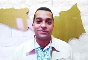 Johán Yánez, director de Talento y Desarrollo Humano del Ejecutivo regional