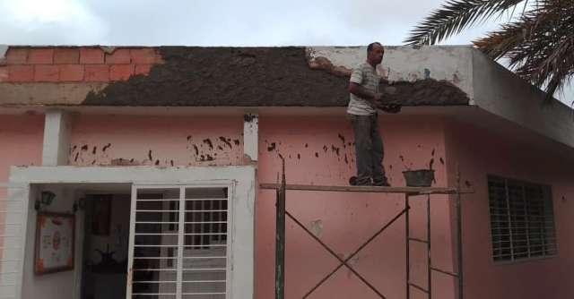 La Casa de la Cultura Pbro. Silvano Marcano Maraver de San Juan, municipio Diaz