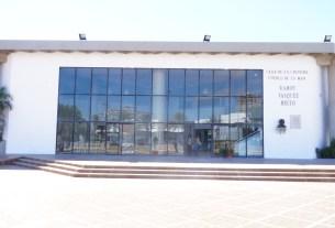 """La Casa de la Cultura """"Ramón Vásquez Brito"""" fue parcialmente recuperada para iniciar actividades culturales"""