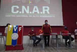 José Gregorio González fue reelecto presidente de la Asociación de Fútbol